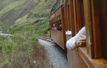Ecuador Train Ride